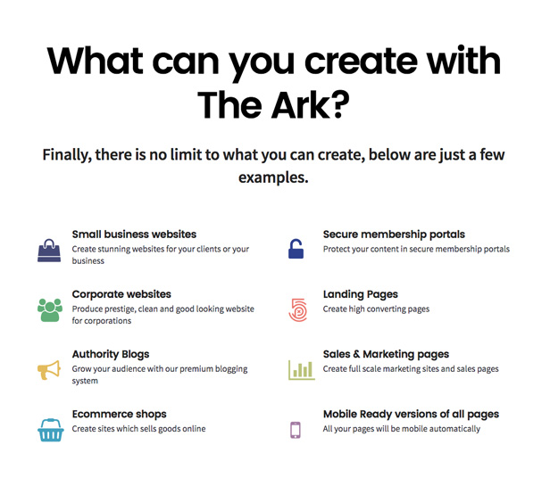 The Ark | WordPress Theme made for Freelancers by FRESHFACE