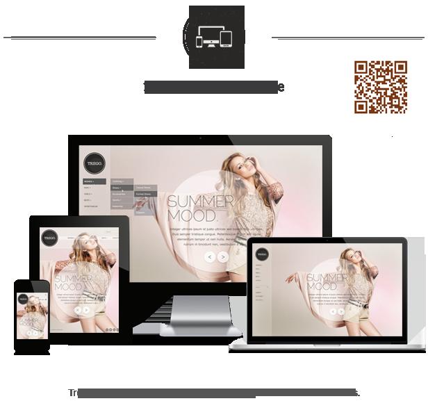 Trego - Premium Responsive Zencart Theme - 3
