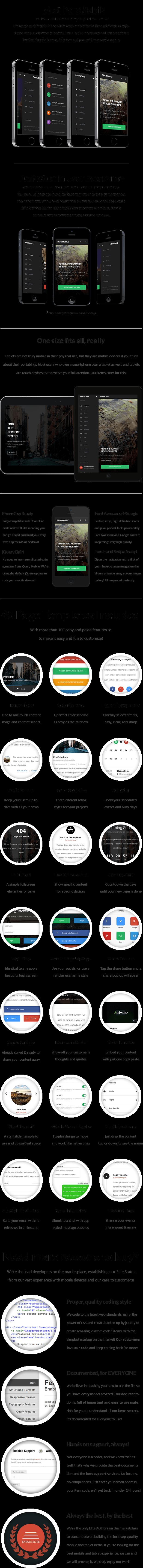 Pano Mobile | Mobile Template - 8