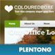 Colouredboxe