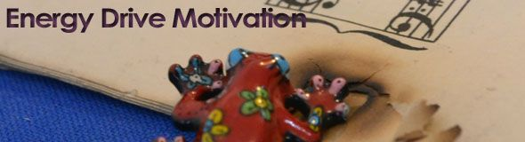 Energy Drive Motivation