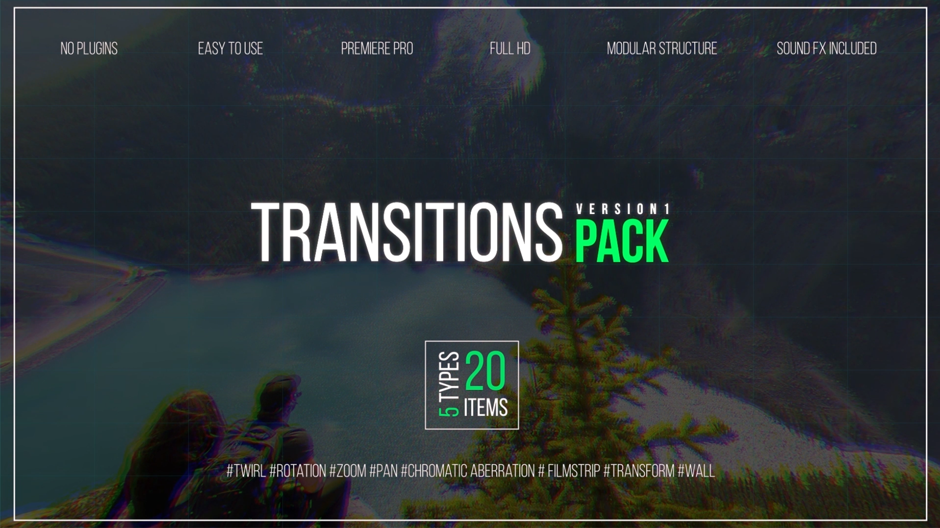 Transitions Pack V 1 by _Mirs_ | VideoHive