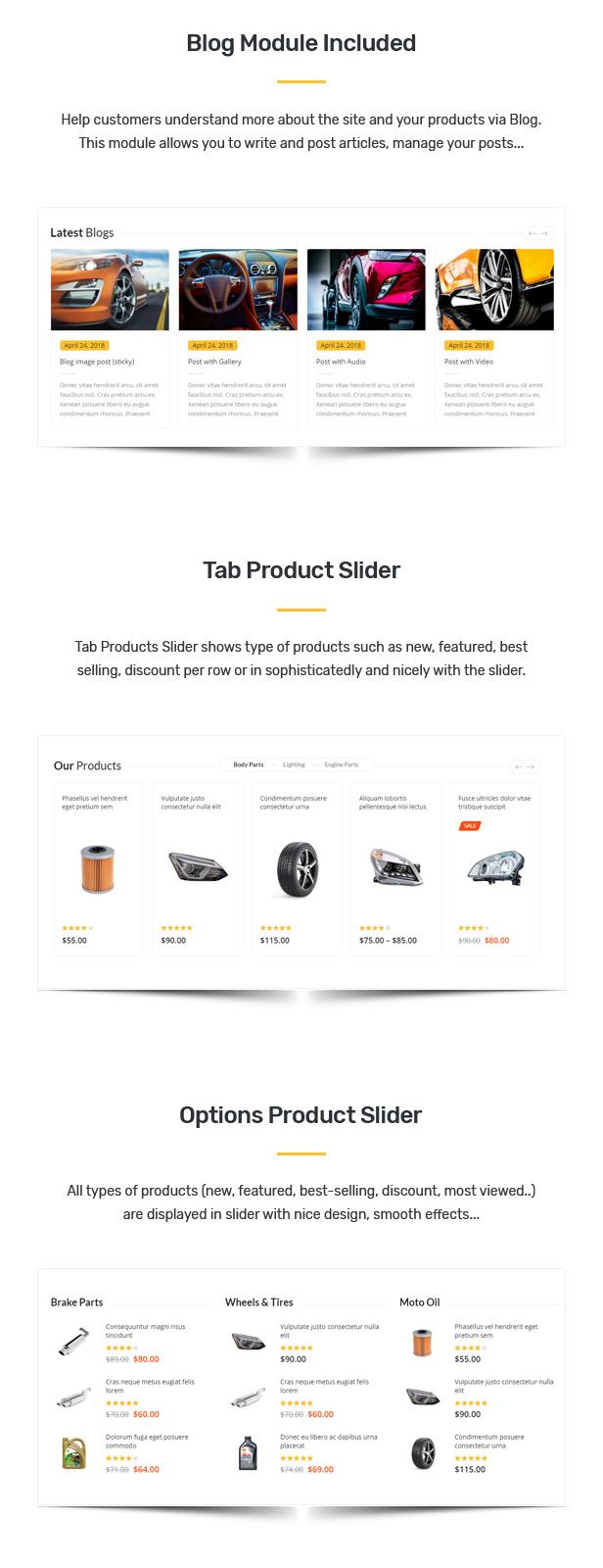 Autima - Car Accessories Theme for WooCommerce WordPress 27