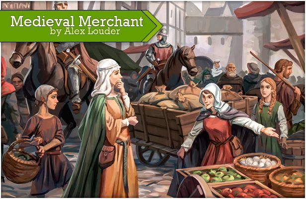Medieval Merchant - 2
