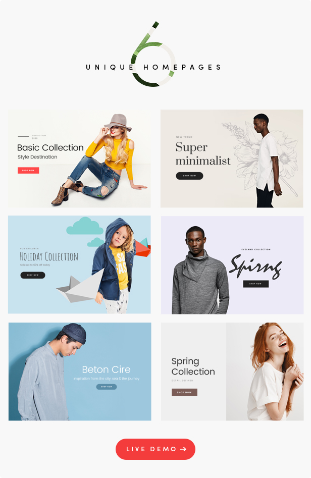 Eveland – Modern AJAX enabled WooCommerce theme (RTL Supported) 51