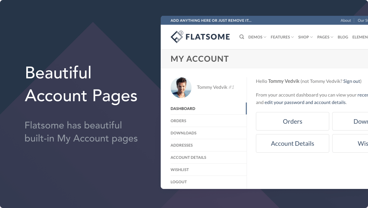 Flatsome | Multi-Purpose Responsive WooCommerce Theme - 39