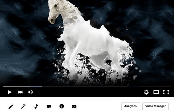 Milk Photography Image Effect - 2