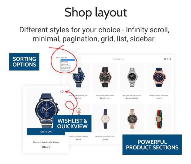 Timiza - Shopify Watch Store Theme - 7