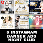 Instagram Banner Events - 29