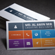 Flat Business Card V-02 - 29