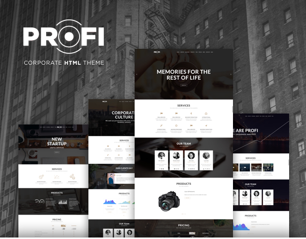 profi html feature