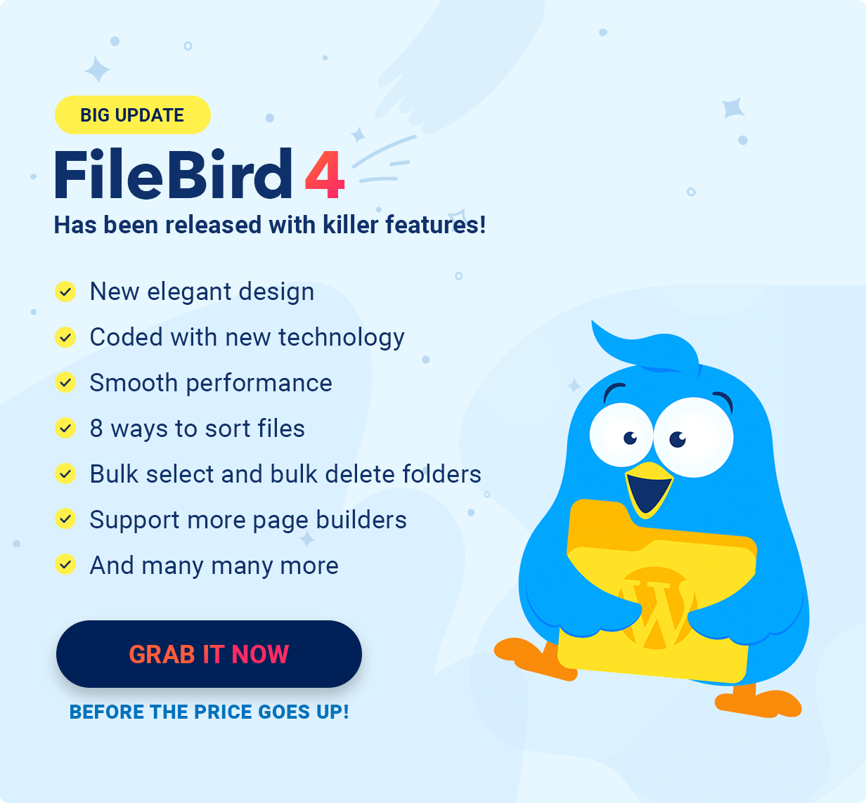 FileBird 4 - Big Update