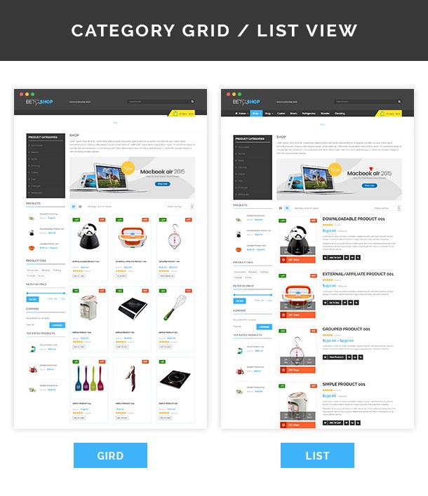 VG BetaShop - Kitchen Appliances WooCommerce Theme - 17