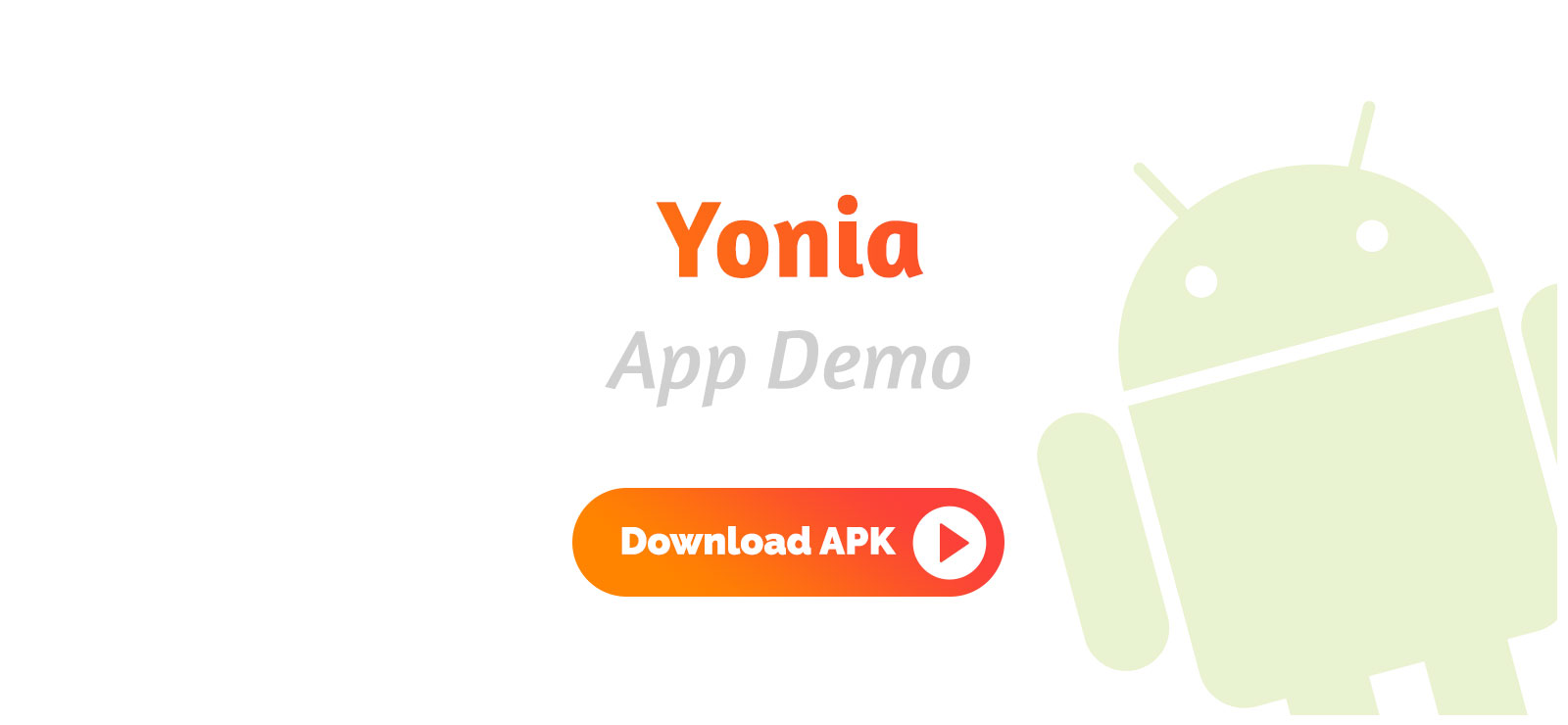 Yonia - Complete React Native Recipes App + Admin Panel - 3