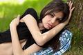 Sensual girl outdoor - PhotoDune Item for Sale
