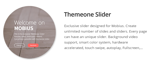themeone slider