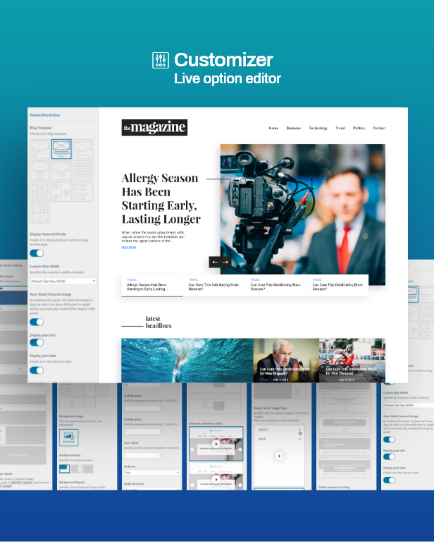 Phlox Pro - Elementor MultiPurpose WordPress Theme - 5