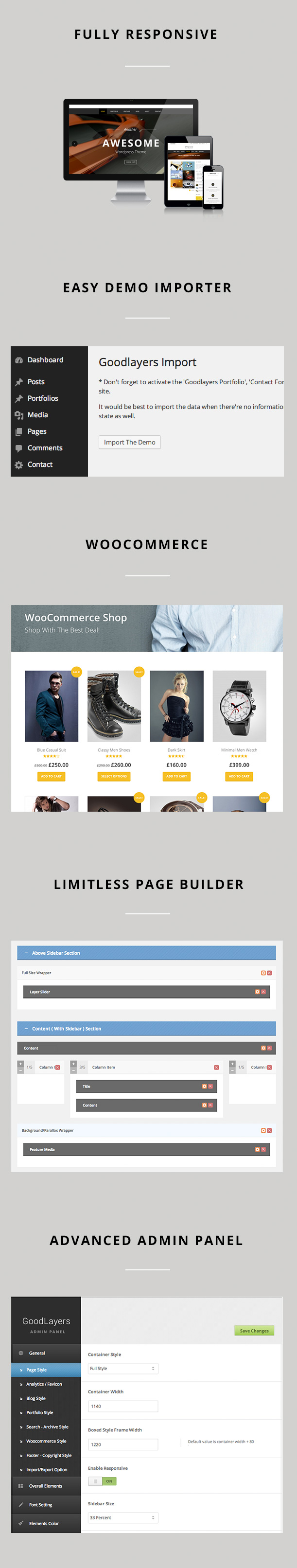 Mediso - Corporate / One-Page / Blogging WP Theme - 2