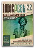 Indie Electronic Flyer/Poster - 33