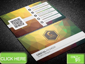 Colorful Art Business Card - 2