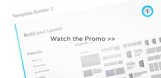 One Email Newsletter with Template Builder - 50