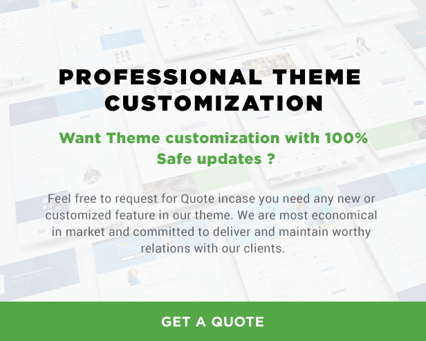 Chimp customization portal