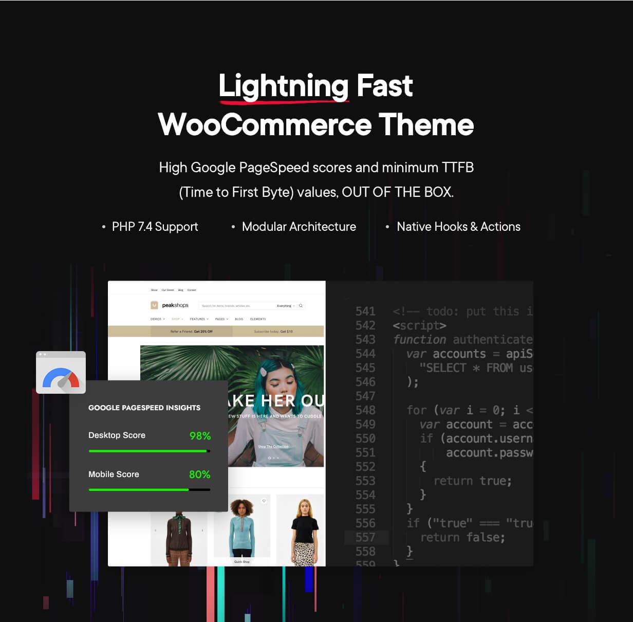 PeakShops v1.3.6.1-现代和多概念WooCommerce主题插图8