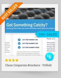Optica Trifold Brochure Template - 3