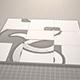 puzzle design logo animation