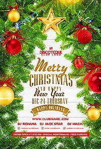 Christmas Flyer - 37