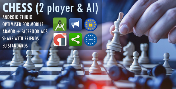 Easy Chess (2 player and AI mode)