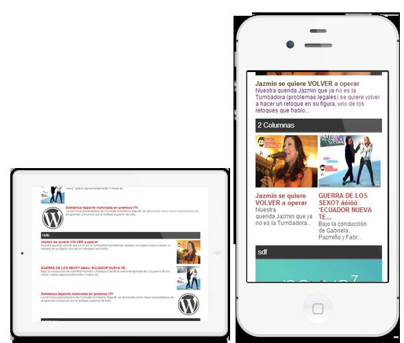 Plus Thumbnail Post Widget - Premium Plugin - 5