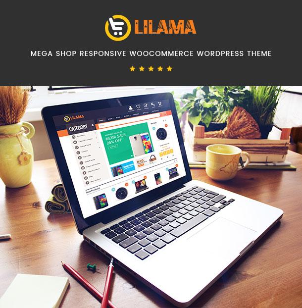 VG Lilama - Mega Shop Responsive WooCommerce Theme - 14