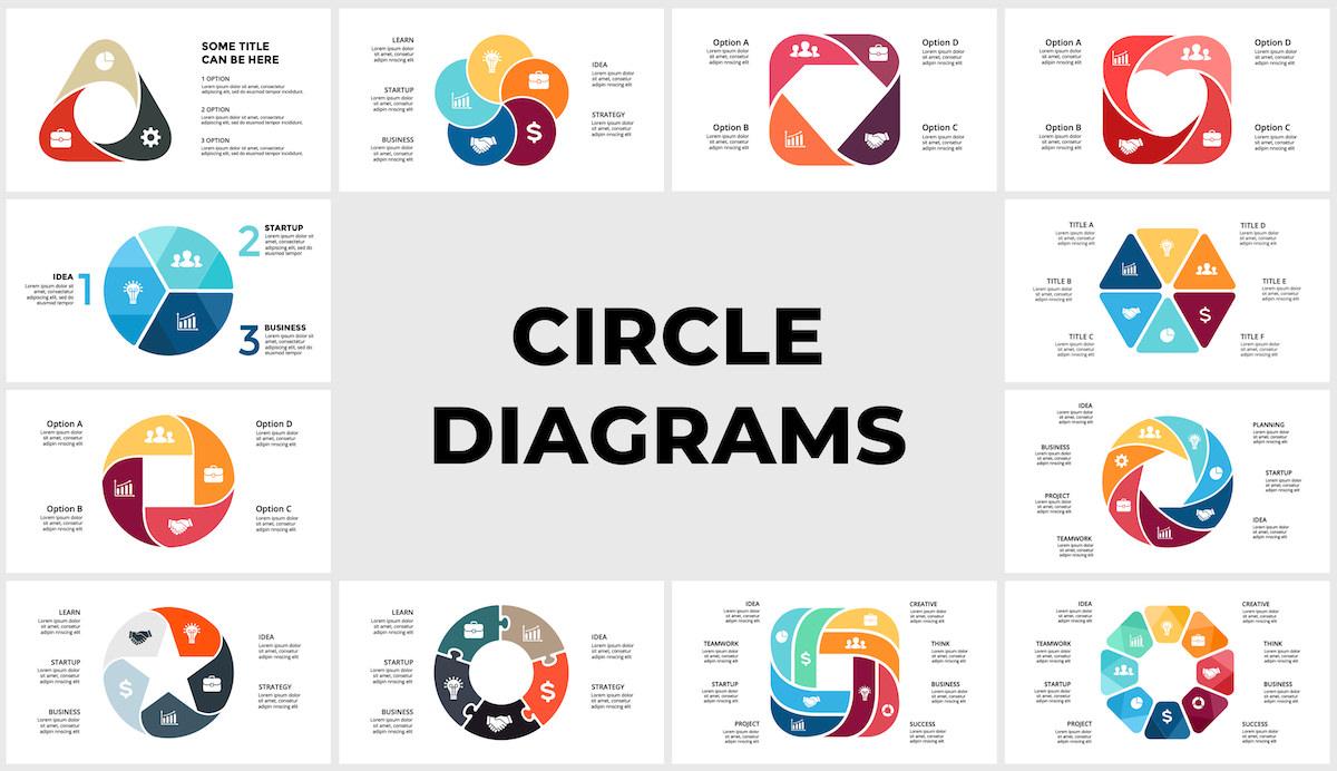Huge Infographics Bundle! Lifetime Updates! PowerPoint, Photoshop, Illustrator. - 185