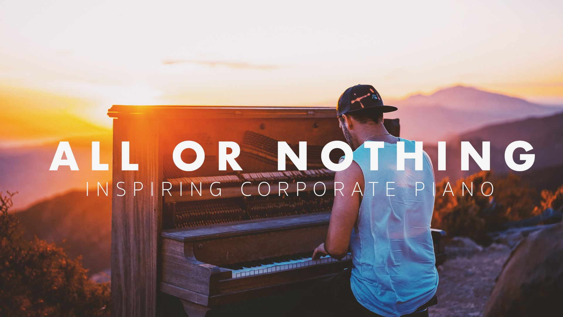 Inspiring Corporate Piano Uplifting - 1