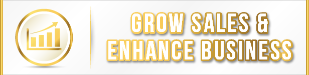 Grow Sales And Enhance Business Opportunity Feature