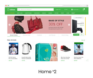 Tokoo - Electronics Store WooCommerce Theme for Affiliates, Dropship and Multi-vendor Websites - 5