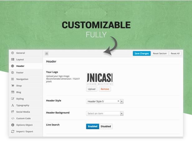 Unicase - Electronics Store WooCommerce Theme - 4