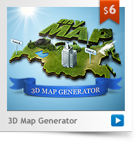 SmartIcon - 3D Icon Generator - Panel and Actions - 6
