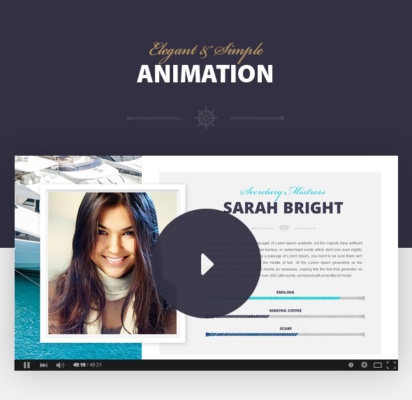 Salor - PowerPoint Presentation template