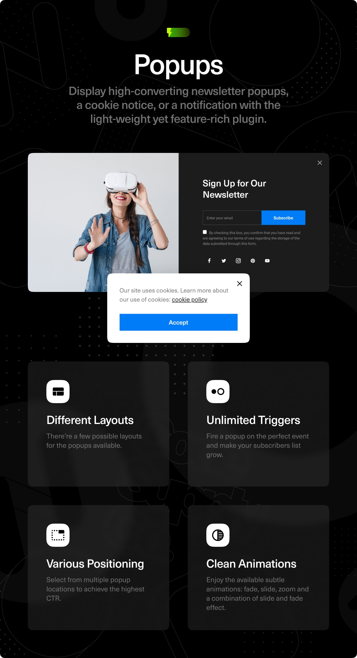 Networker - Tech News WordPress Theme with Dark Mode - 29