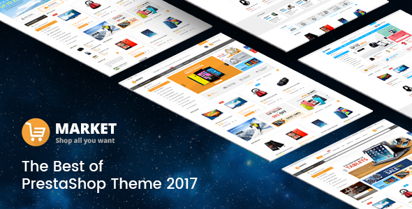 Shopee - MultiPurpose PrestaShop 1.7 Responsive Theme - 13