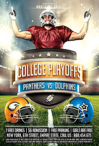 College Playoffs