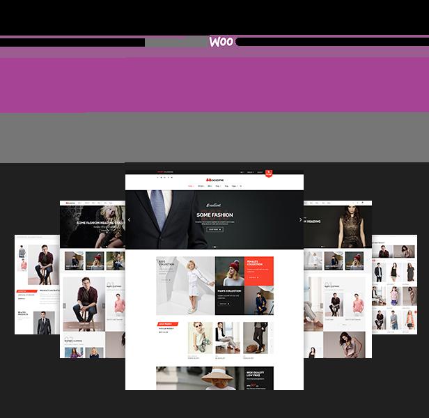 Fashion & Lifestyle WooCommerce WordPress Theme