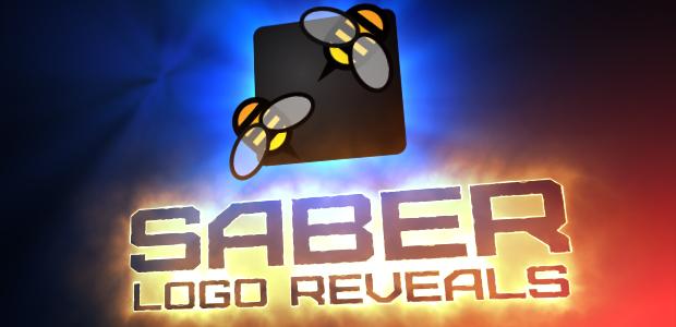 Saber Logo Reveals