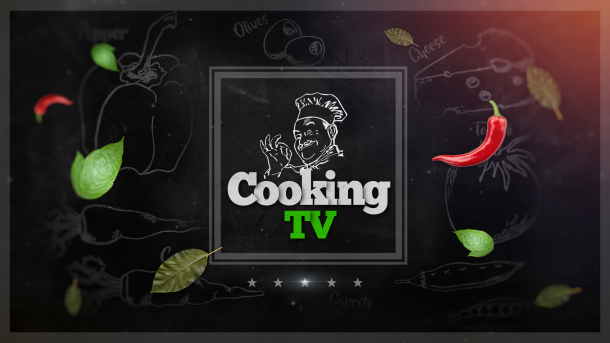 Cooking TV Show Pack 4K - 8