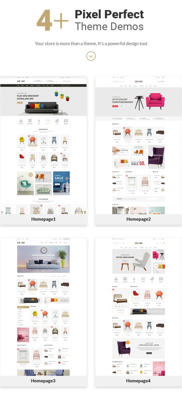 Grand - Responsive Furniture WooCommerce WordPress Theme 41
