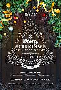 Christmas Flyer - 32