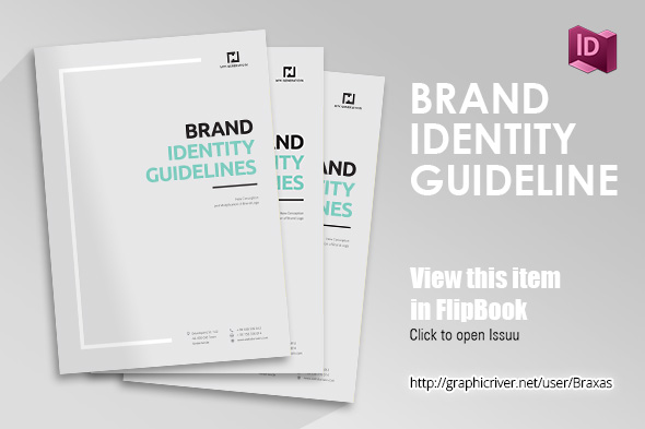 Brand Identity Guidelines, The Company Profile by Braxas ...