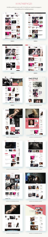 Achilles - Multipurpose Magazine & Blog WordPress Theme - 10